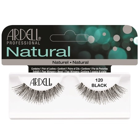 Ardell Natural 120 Black Lashes
