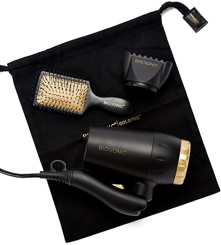Buy Bio Ionic Gold Pro Travel Dryer Free Shipping Free