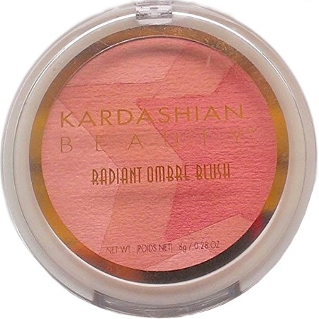 Kardashian Beauty Radiant Ombre Blush - Torch 510