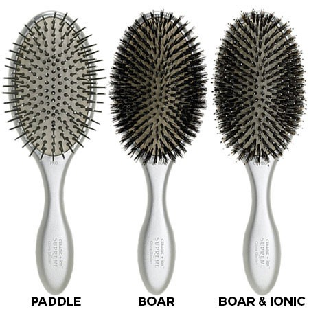 Olivia Garden Ceramic Ion Supreme Hair Brush
