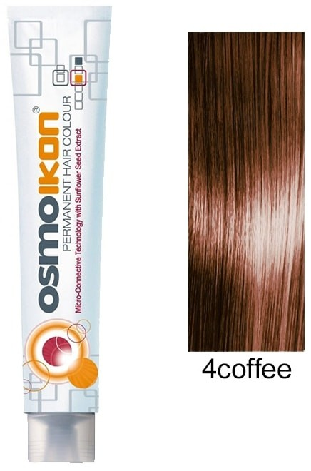 Osmo Ikon Permanent Hair Colour - 4 Coffee