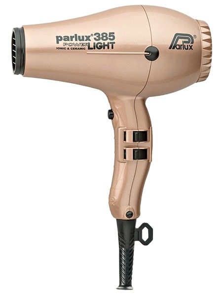 Parlux 385 Power Light Hair Dryer Silver Free Shipping