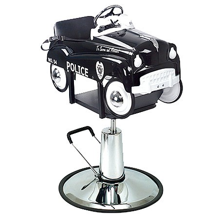 Pibbs Kids Police Car Hydraulic Chair 1807