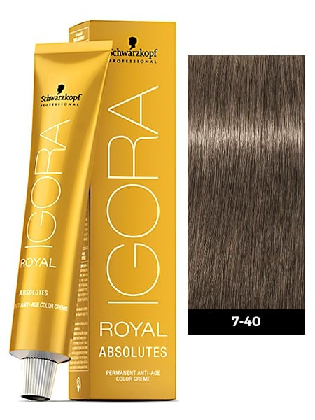d46be7e38a Schwarzkopf Igora Absolutes (7-40) | FREE Shipping