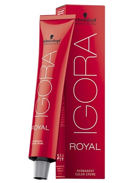 Schwarzkopf Igora Royal Hair Color 5-68 Light Auburn Brown