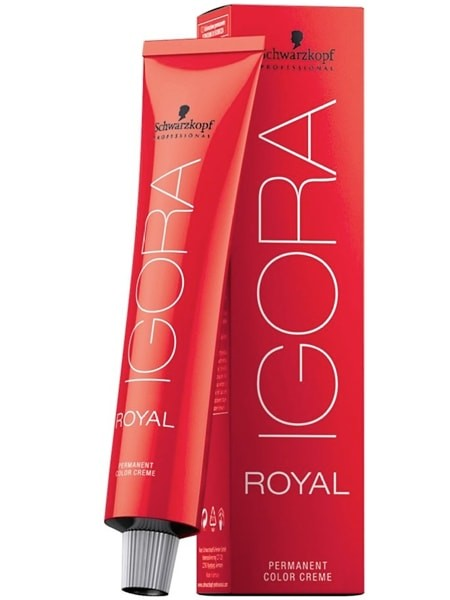 Schwarzkopf Igora Royal Permanent Hair Color