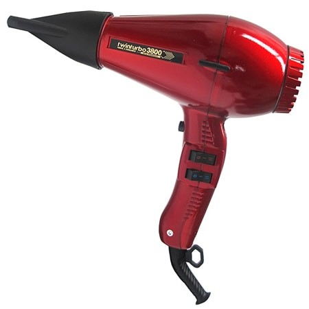 Turbo Power Twin Turbo 3800 Professional Ceramic Hair Dryer