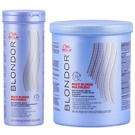 Wella Blondor Multi Blonde Powder Free Shipping