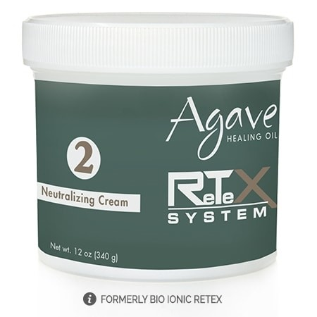 Agave Retex Hair Straightening System Previously Bio Ionic Retex