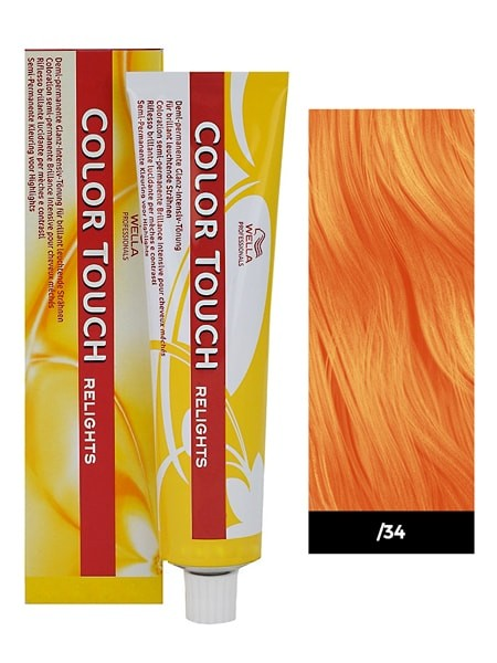 Wella professionals color touch relights hair color free for Color touch salon