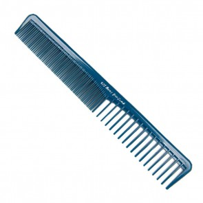 "Beuy Pro Styling Comb Blue 7"" #107"