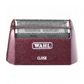Wahl 5 Star Series Shaver/Shaper Replacement Silver foil Close  Red #7031-300