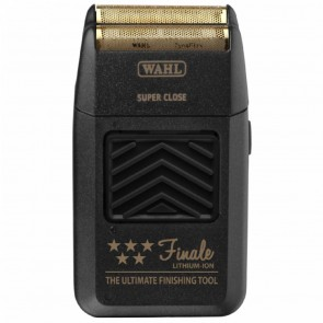 Wahl 5 Star Series Finale Shaver Lithium Ion Black 8164