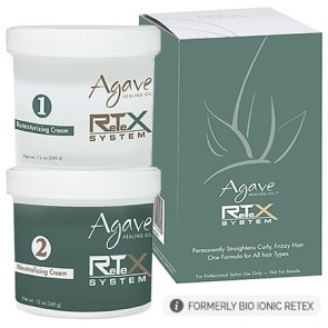 Agave Retex Hair Straightening System (Previously Bio Ionic Retex)