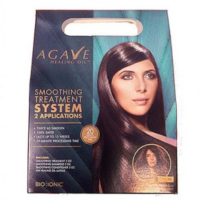 Agave Smoothing Treatment System Pack