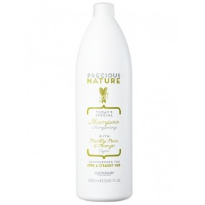Alfaparf Precious Nature Prickly Pear & Orange Shampoo for Long & Straight Hair 1000 ml