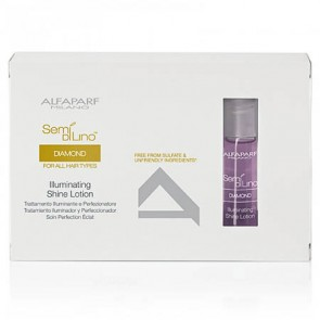 Alfaparf Semi Di Lino Diamond Illuminating Shine Lotion 12 x 13ml