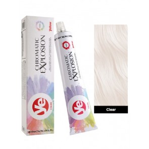 Alfaparf Yellow Hair Color Chromatic Explosion Pastels - Clear