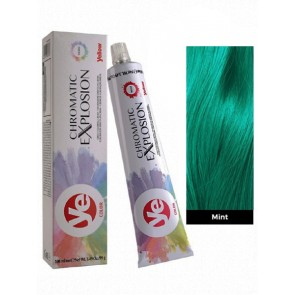 Alfaparf Yellow Hair Color Chromatic Explosion Pastels - Mint
