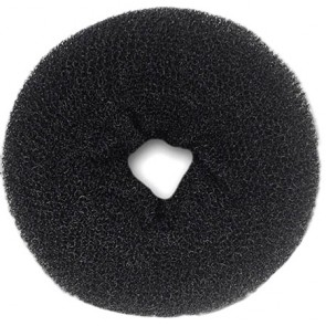 Allure Jumbo Donut - Black
