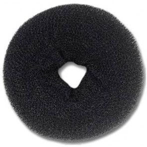 Allure Large Donut - Black