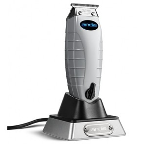 Andis Cordless T-Outliner Li Rechargeable Trimmer, Model #74000