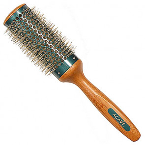 Agave Healing Oil iBrush Bamboo Round Brush Large