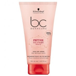 Schwarzkopf BC Bonacure Repair Rescue Sealed Ends 5.07oz