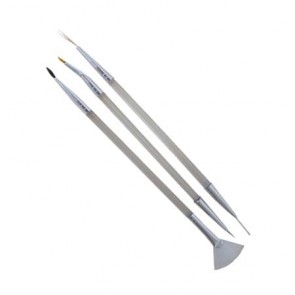 Debra Lynn Pro Double Sided Nail Art Brushes