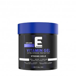 Elegance Extra Strong Hair Gel with Vitamin Pro-VB5