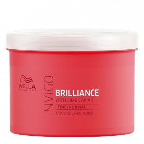 Wella Professionals Invigo Brilliance Mask Fine/Normal 16.9 oz