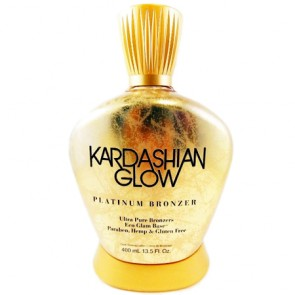 Kardashian Beauty Plantinum Bronzer 400ml