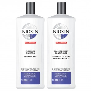 nioxin system 6 cleanser and scalp therapy duo