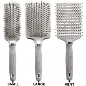 Olivia Garden Ceramic Ion Xl Pro Paddle Brush