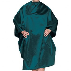 Olivia Garden Chemical Cape - Charm - Teal - CR-C3
