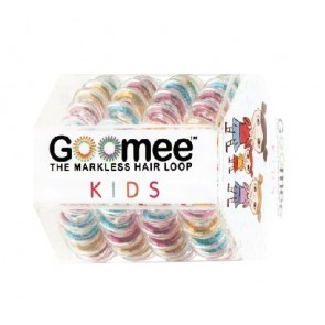 Goomee Kids The Markless Hair Loop (Box of 4 Loops) - Over The Rainbow