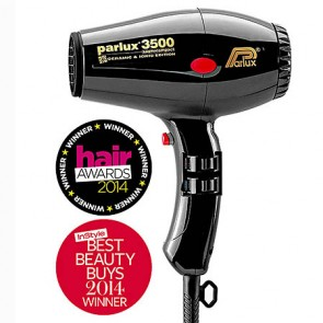 Parlux 3500 SuperCompact Ionic and Ceramic Professional Hair Dryer