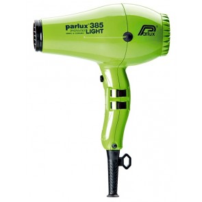 Parlux 385 PowerLight Hair Dryer Green