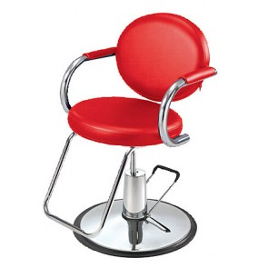 Pibbs Como Hydraulic Styling Chair 4206
