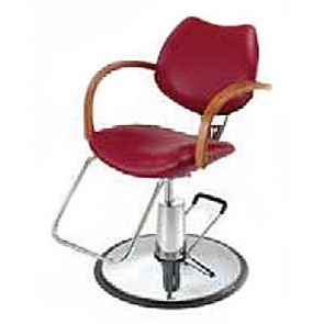 Pibbs Diva Series Hydraulic Styling Chair 6606