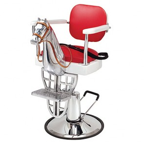 Pibbs Kid's Cavallino Hydraulic Chair
