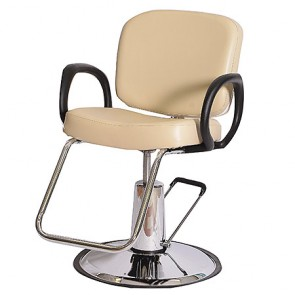 Pibbs Loop Hydraulic Styling Chair 5406