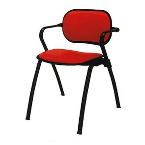 Pibbs Nuova Era Reception Chair 1095
