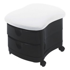 Pibbs Ottoman Two Shelf 2030