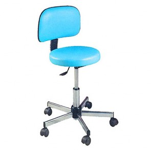 Pibbs Stool Round Backrest 644