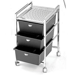 Pibbs Utility Cart 3 Drawers D2