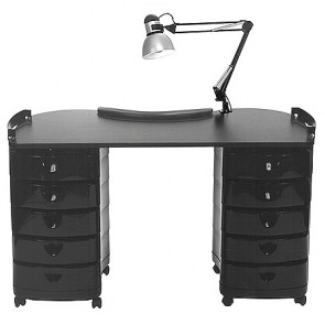 Pibbs Zorro Manicure Table 2004