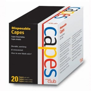 Product Club Disposable Capes 20pk
