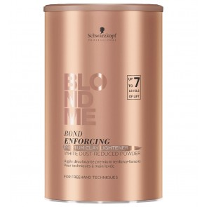 Schwarzkopf BlondMe Enforcing Clay Lightener 7+ 350g / 12.34 oz