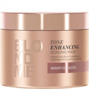 Schwarzkopf BlondMe Enhance Bond Mask Warm 200ml